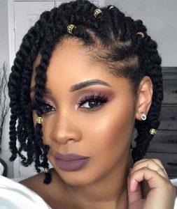 coiffures protectrices accessoires cheveux