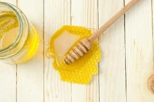 miel clarifiant shampoing