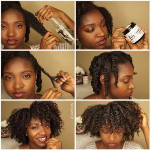 tutoriel vanilles cheveux crepus
