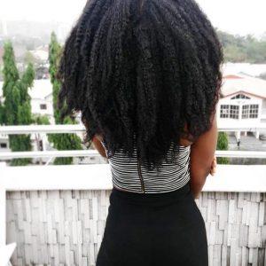 Cheveux crépus : 13 conseils efficace qui vous aideront à les faire pousser