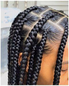 tresses africaine box braids