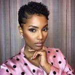 Coupe courte femme afro : 39 idées de coiffures simple !