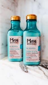 apres shampoing hydratant