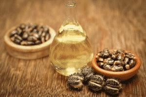 huile de carapate et huile de ricin