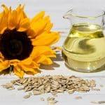 L'huile de tournesol, une solution efficace contre les cheveux secs !