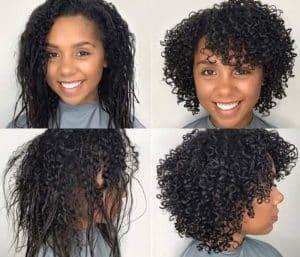 big chop cheveux crepus
